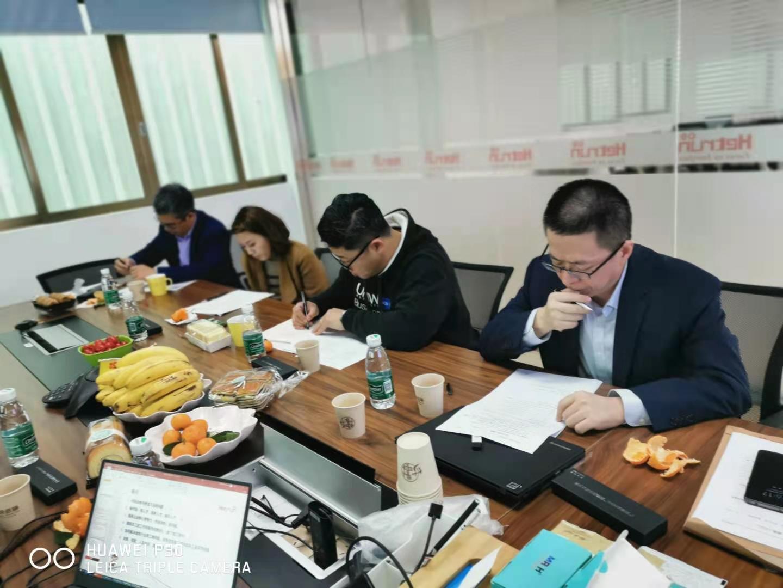 广西师大经管学院MBA领导率队走访MBA广东校友会企业-友企交流-广西师大MBA校友会
